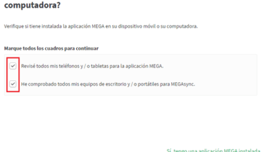 Photo of How to login to mega (meganz limited) in spanish quickly and easily? Step by step guide