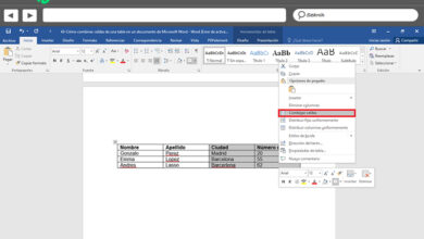 Photo of How to combine table cells in microsoft word document? Step by step guide