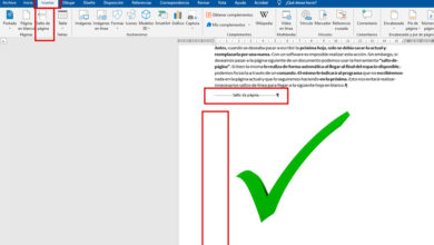 Photo of Page break in microsoft word what is it, what is it for and how to configure it?