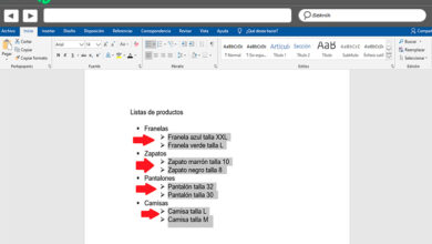 Photo of Multilevel lists in word what are they, what are they for and how to create one?