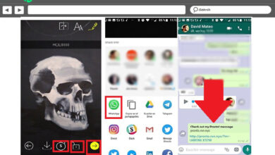 Photo of How to send self-destructing messages on whatsapp fast and easy? Step by step guide