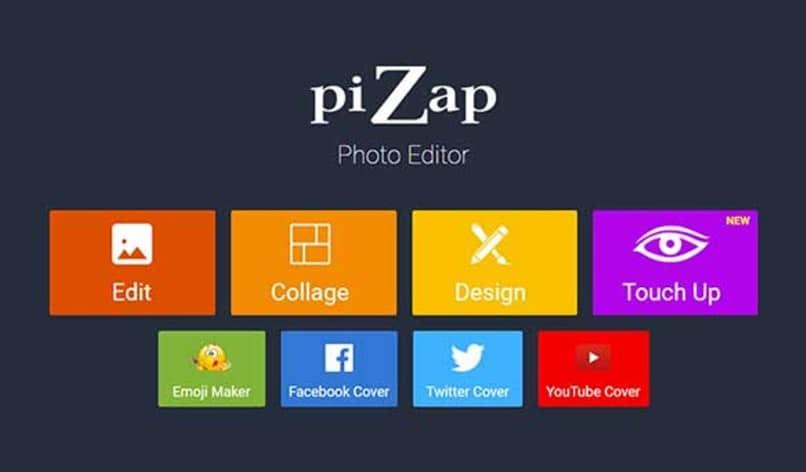 Use Pizap Photo Editor