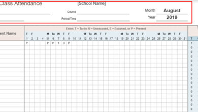 Photo of What are the best free templates for google sheets? List 2021