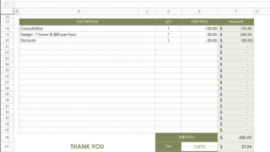 Photo of Improve your productivity with these templates for google sheets