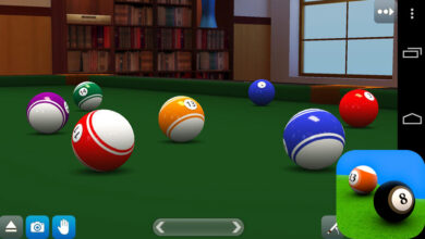 Photo of What are the best pool games without internet connection or wi-fi to play on android and iphone? List 2021