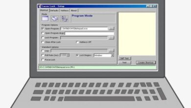 Photo of How to lock the mouse cursor on a screen or window easily