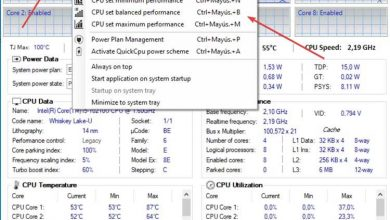 Photo of Monitor your pc's processor performance for free with quick cpu