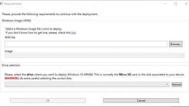 Photo of Woa deployer allows you to install windows 10 on a raspberry pi
