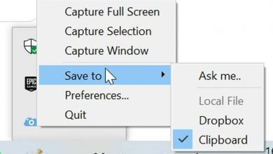 Photo of Save all kinds of screenshots quickly with screencloud