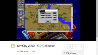 Photo of Do you like retro games? Internet archive brings you 2500 two games