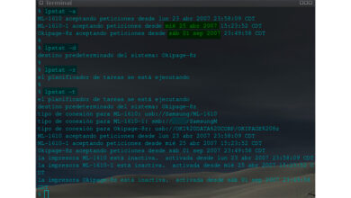 Photo of Linux printer management commands what are the most important and what use are they?