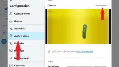 Photo of Make fun video calls using snapchat filters on skype