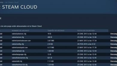 Photo of Download or delete your saves from the steam cloud