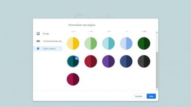 Photo of Google chrome includes 20 new themes; so you can customize the new tabs