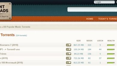 Photo of What are the best websites to download torrent music without risks? List 2021