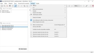 Photo of Forget windows notepad with the qownnotes text editor