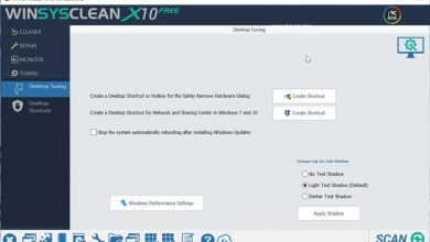 Photo of Keep your computer clean, optimized and fast with winsysclean x10
