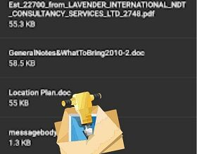 Photo of File extension dat what are and how to open these types of files?