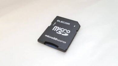 Photo of How to format a write-protected micro SD card? – solved