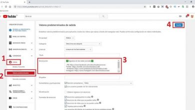 Photo of How to add a default description on Youtube? | Youtube Studio