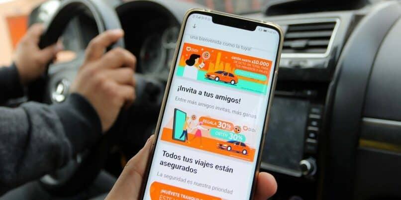 didi driver app