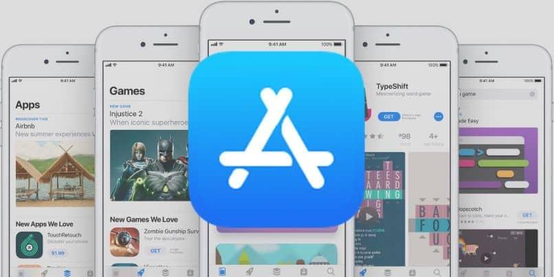 app store itunes apple