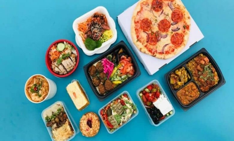 food service containers