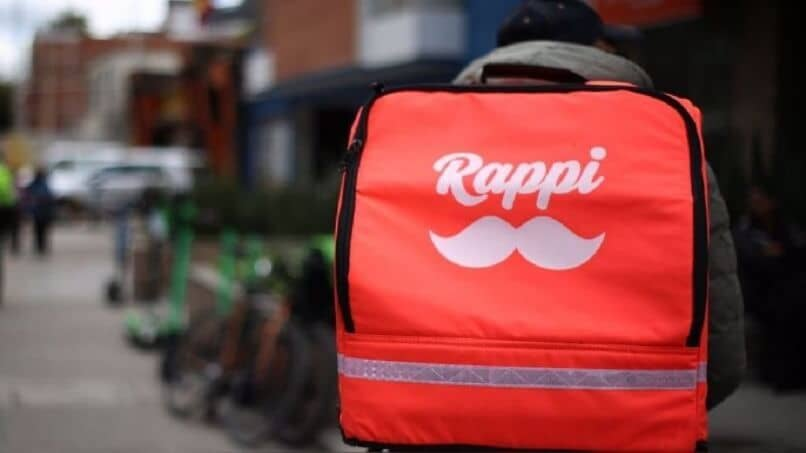 thermal rappi bag