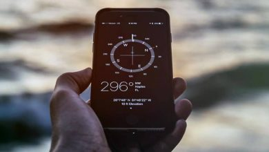 Photo of How to correctly use the compass of my iPhone cell phone step by step