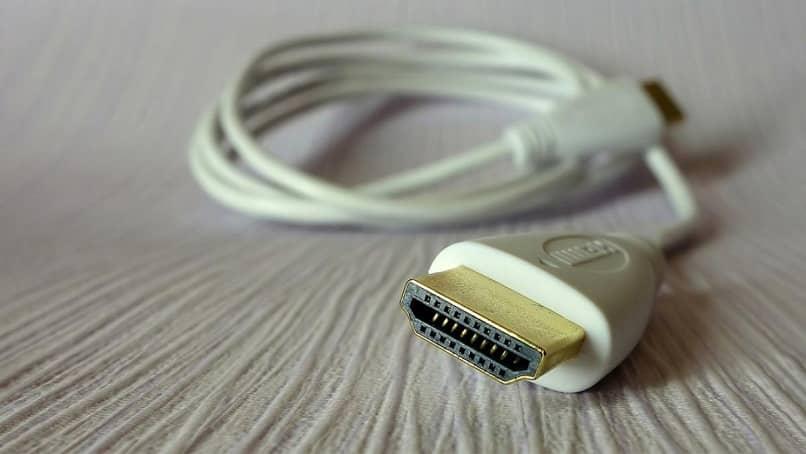 connect videolladama to TV via hdmi cable