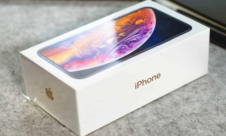 phone iphone new box