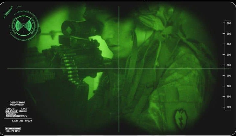 night vision camera on my Android cell phone