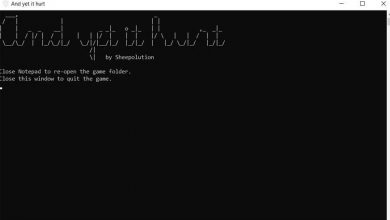 Photo of This free rpg game for windows is played from notepad