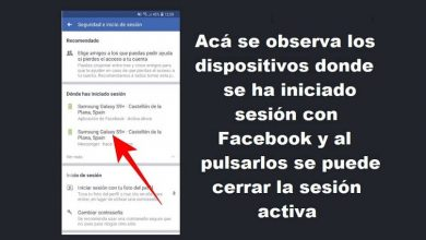 Photo of How to log out of my Facebook account from an iPhone or Android mobile