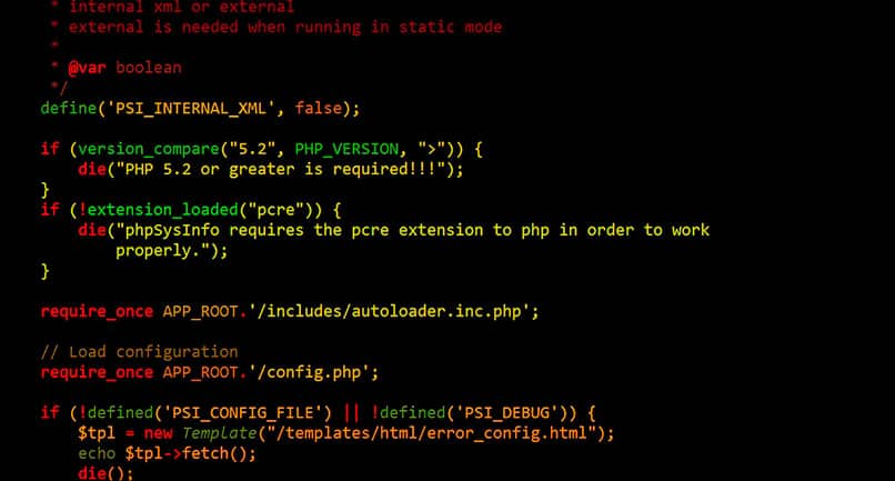 how to view a PHP file