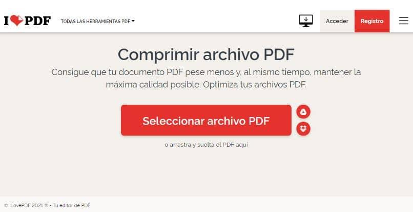 ilovepdf compressor pdf files