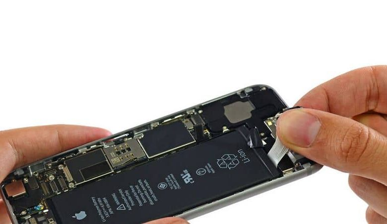 mobile electronic component