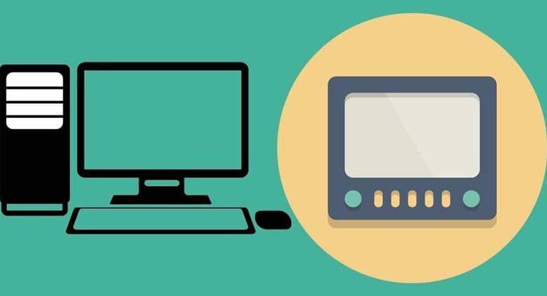 computer animation green