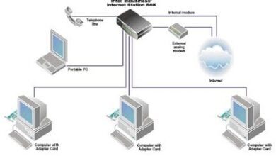 Photo of What are the differeces between the internet and the extranet and what is each of these networks for?