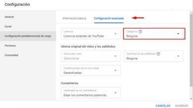 Photo of How to change the category of my YouTube channel – Easy and fast