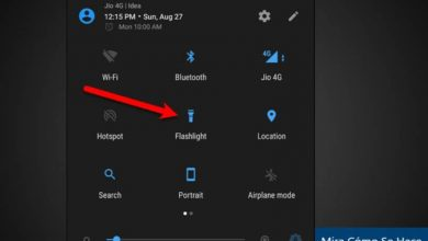 Photo of How to turn on and off the flashlight of my iOS and Android Smartphone? – Very easy
