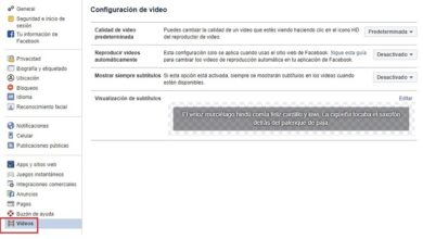 Photo of How to configure facebook in spanish and improve my privacy on the social network? Step by step guide