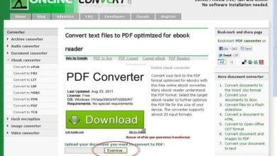 Photo of How to convert ACSM file to PDF without programs for free online