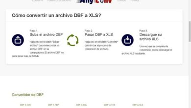 Photo of How to convert a DBF file to XLS online for free