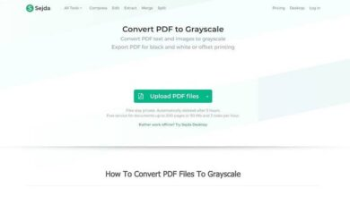 Photo of How to convert and save a grayscale PDF? – Fast and easy