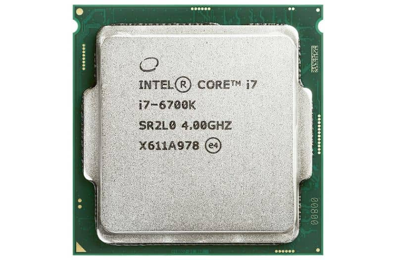 Intel CPU