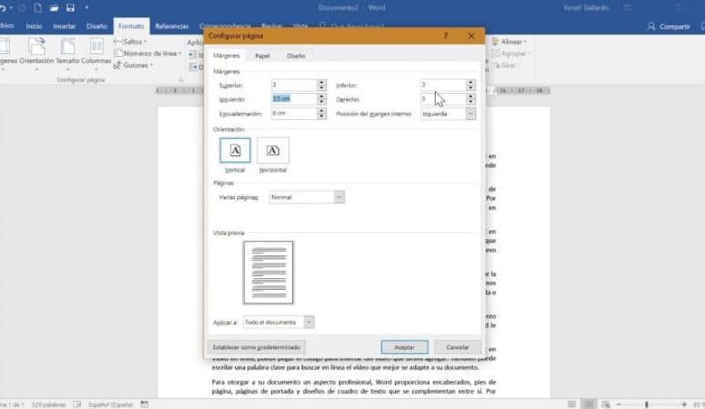 create spreadsheet word
