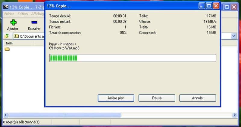 Unzip tar.gz specific folder