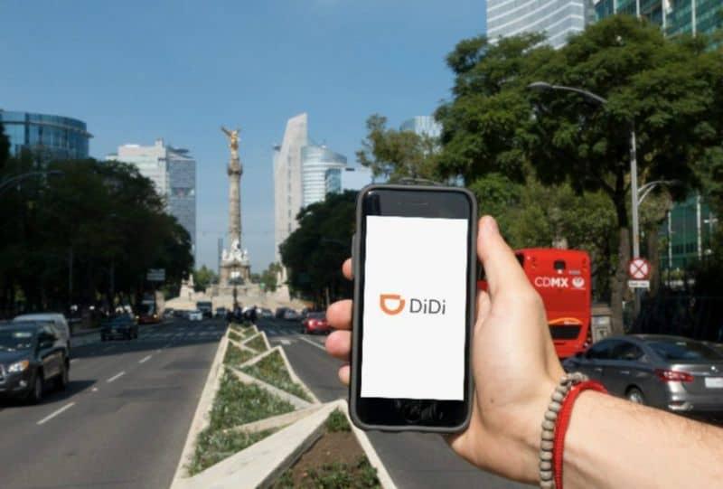 didi in the city