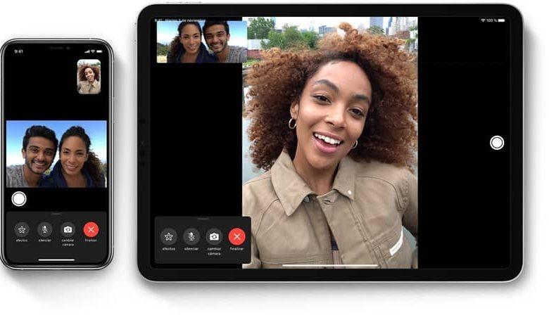 facetime connection
